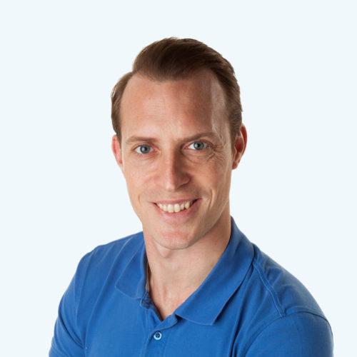 Ex profschermer Frederik Vandormael