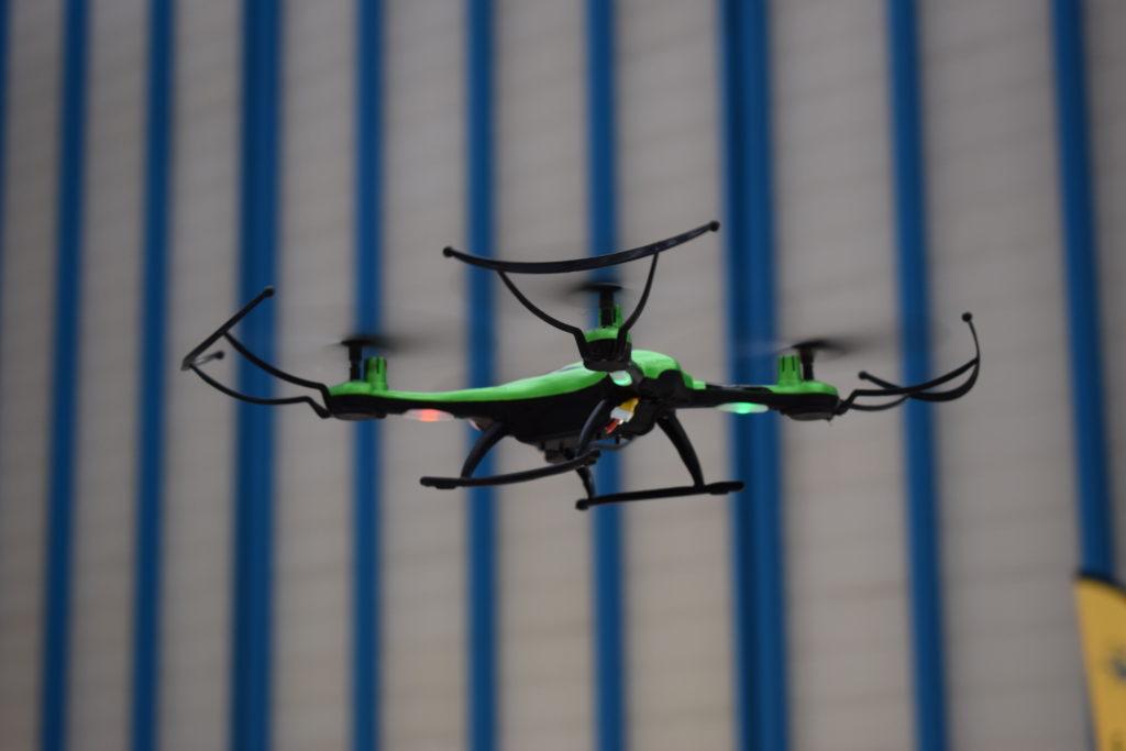 Touché Experience - Drones